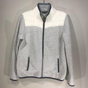 Tommy Hilfiger Women's Full Zip Gray Jacket
